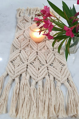 Macrame Centre Table Mat