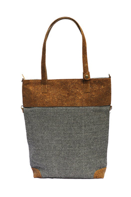 Herringbone-wool-tote-cum-cling