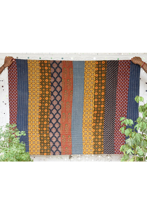 Okhai 'Aaliyah' Single Bed Quilt-86