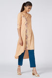 Okhai 'Rapture' Embroidered Organic Cotton Cambric Dress