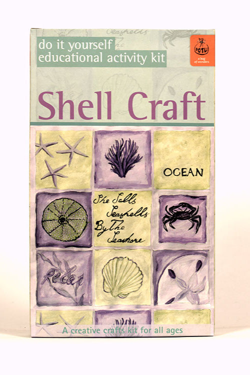 DIY Educational Toys - Shell Craft Kit