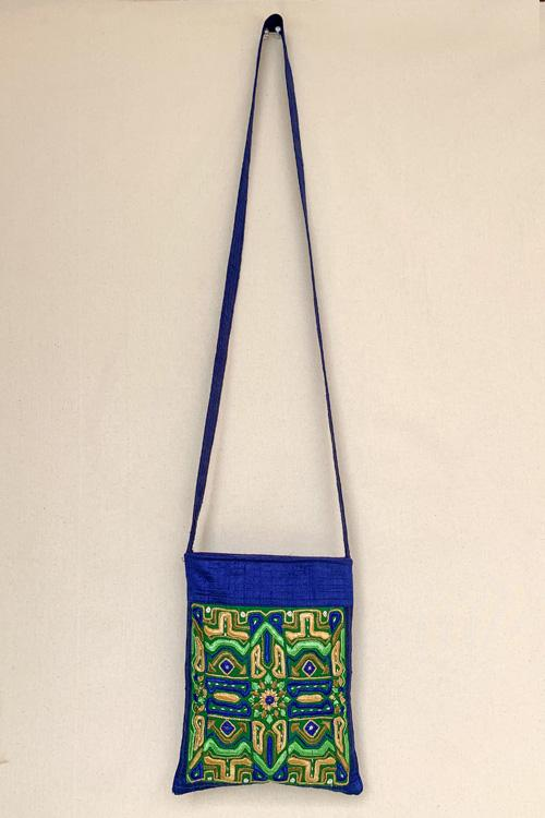 Shrujan Passport Bag