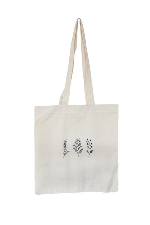 Okhai 'Forage' Pure Cotton Tote Bag