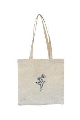 Okhai 'Dandelion' Pure Cotton Tote Bag