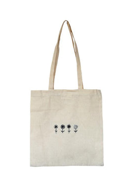 Okhai 'Spring' Pure Cotton Tote Bag