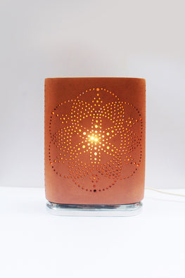 Craftliip BUUK Terracotta Table Lamp