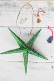 Studio Moya Star Of Bethlehem Green Christmas Tree Topper Light Online