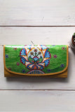 Studio Moya-CLUTCH WALLET/ ROSE GARDEN