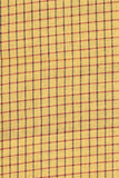 Chitrika-GCS Check Cotton And Handspun Handloom Fabric Yellow,Black,Red