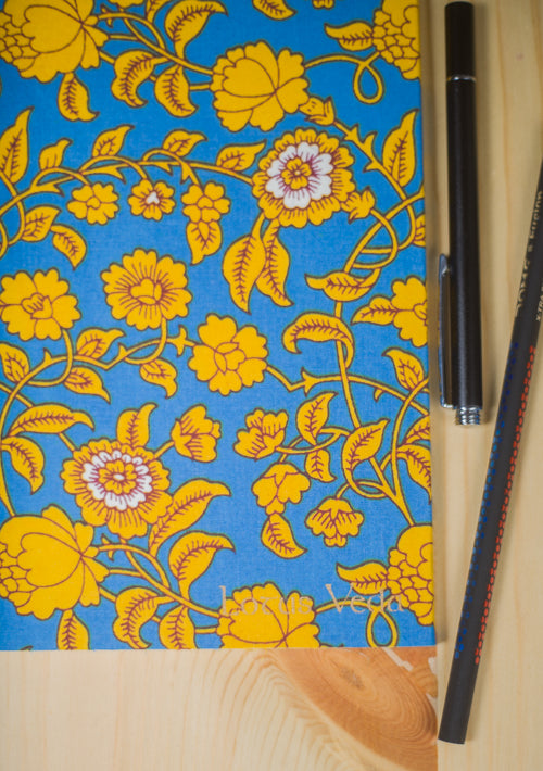 Lotus Veda Handcrafted Diary 64 pgs-10