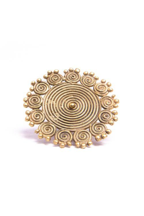 Circular Brass Ring