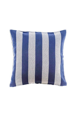 Okhai Extra Weft Stripe 16x16 Cushion Cover Online