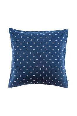 Okhai Extra Weft Overall Butti 16x16 Cushion Cover Online