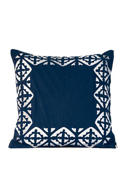 Applique Border Cushion Cover
