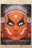 "Froggmag ""Theyyam Face Mask"" 63 Pieces Jigsaw Puzzle"