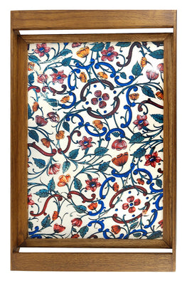 "Froggmag ""City palace, Jaipur"" Wooden Tray"