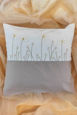 Whebyabira-Handembroidered dual color cushion cover-2