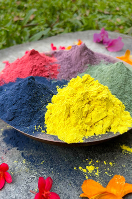 Okhai 'Rang Barse' Herbal Holi Colour Kit