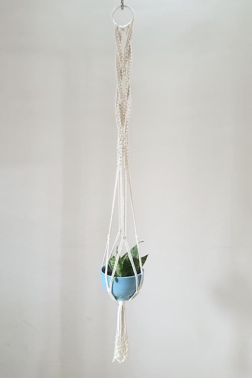 Knotted Plant-Hanger