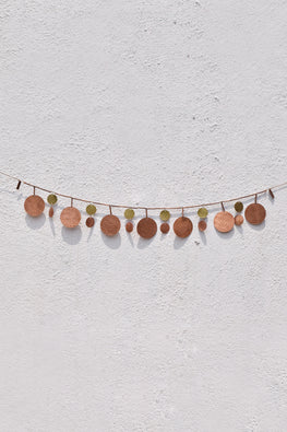 Okhai Infinity Copper Bunting Online