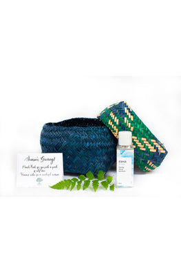 Kadam Haat Self Care Kit (Indigo)