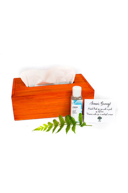 Kadam Haat Self Care Set (Orange)