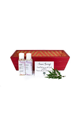 Kadam Haat Dresser Set (Red)
