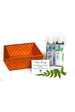 Kadam Haat Hair Care Set (Orange)