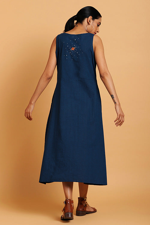 Okhai 'Aura Orbit' Embroidered Dress