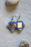 Okhai 'Zest' Blue Earrings