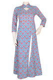 "Okhai ""French Riviera"" Mirror Work Kurti"