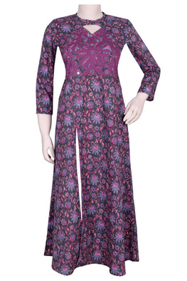 "Okhai ""The Discoverer"" Applique Work Kurti"