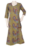 Okhai 'Earthen Pride' Cotton Bagru Kurta