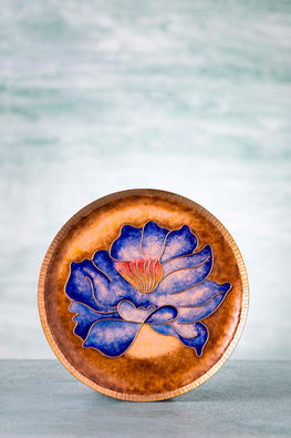 LOTUS LAKE- BLUE (SMALL)