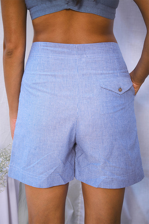 Okhai 'Rejoice' Pure Cotton Shorts