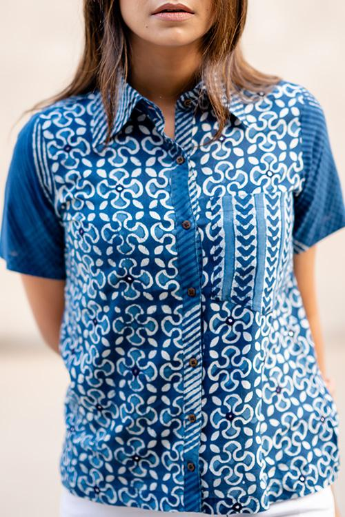 Okhai 'Roam' Cotton Shirt