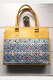 Studio Moya-LAPTOP TOTE/   SERENE TILES