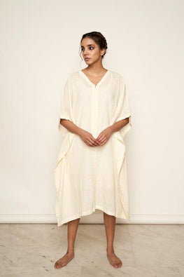 LVLILA-20 Kora kaftaan dress