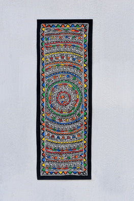 Godhna Art Wall Hanging
