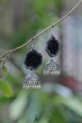 """Whimsical Chime"" Handmade Earrings"