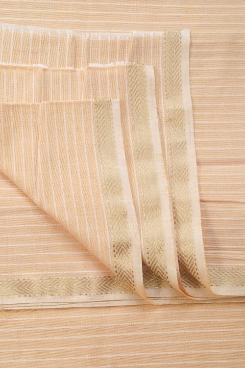 Maheshwari Handloom Cotton Fabric-53