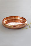 Okhai Meditation Handcrafted Copper Urli Online