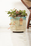 Moonj Planter Teal