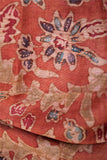 Creative Bee 'PUSHP' Natural Dye Batik Silk Stole