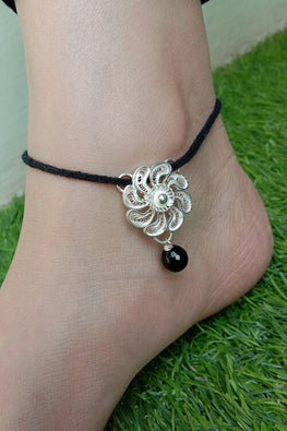 Silver Linings Black Magic Silver Filigree Nazar Battu Online