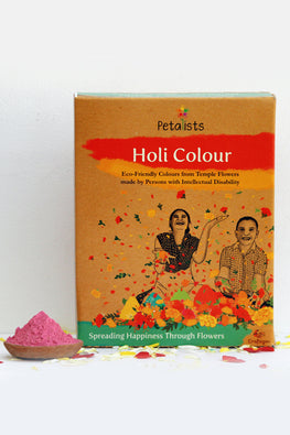 Petalists Eco-friendly Holi Colour Pink