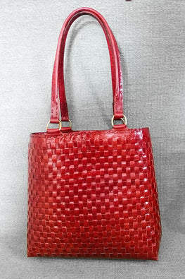 Jawaja Leather Handcrafted Leather Tote-148