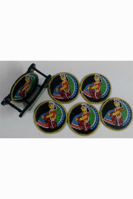 Tikuli-Art-Hand-Painted-Round-and-Square-Coaster-set-of-six-with-Stand-24