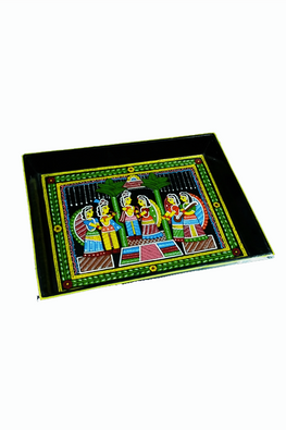 Tikuli-Art-Hand-Painted-Medium-Tray