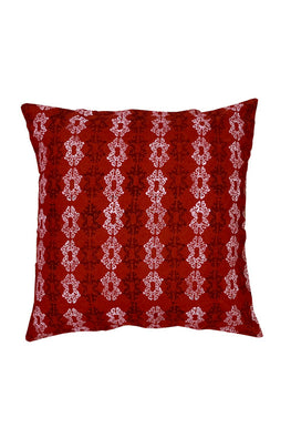 Block Print Cushion Cover-17